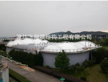 杭州枫叶桥镇污水池加盖反吊